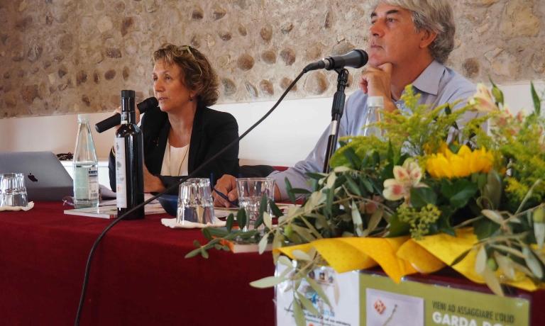 Laura Turri e Luigi Caricato