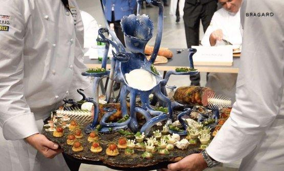 La ricetta al vassoio italiana(foto Dave Carletti)