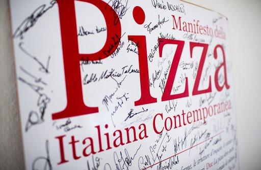 Il Manifesto della pizza contemporanea