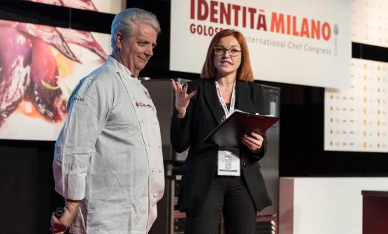 Massari presentato da Eleonora Cozzella