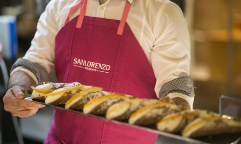 Nasce oggi a Palermo un nuovo mercato, il Sanloren