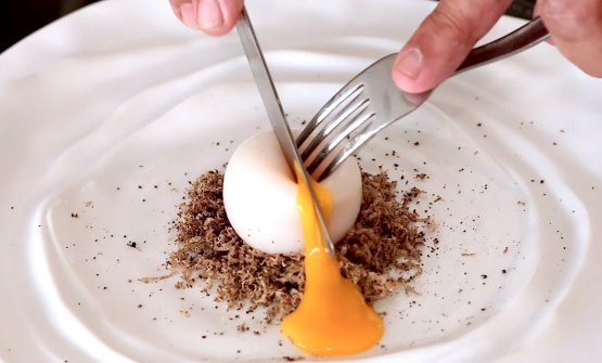 Uovo di seppiadi Pino Cuttaia