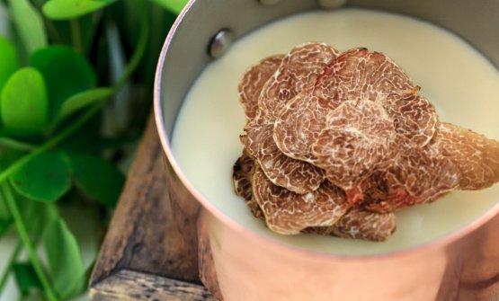 Uovo al tartufodi Ciccio Sultano