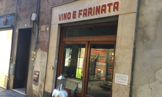 Vino e Farinata, Savona