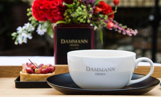 Dammann Frèresè da un secolo un simbolo di eccellenza e di passione per il tè. (Tutte le foto di Valentina Eleonora Colombo)