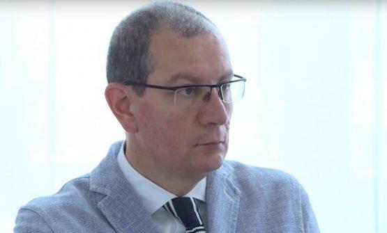 Valentino Di Campli, presidente delConsorzio di Tutela Vini d'Abruzzo