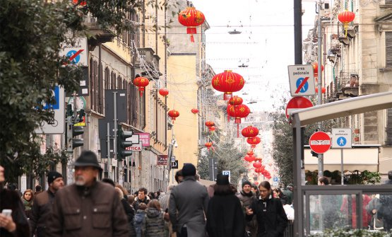Chinatown a Milano