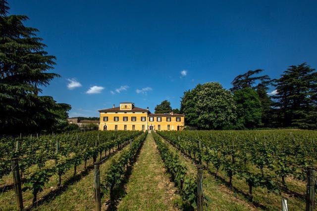 Siamo nel cuore della Franciacorta, a Camignone: qui si trova la bellissima sede di Mosnel, con le cantine cinquecentesche e le terre annesse, a testimoniare la lunga tradizione vitivinicola che i Barboglio ereditarono nel 1836