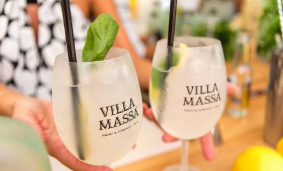 IlVilla Massa&Tonic è pronto!