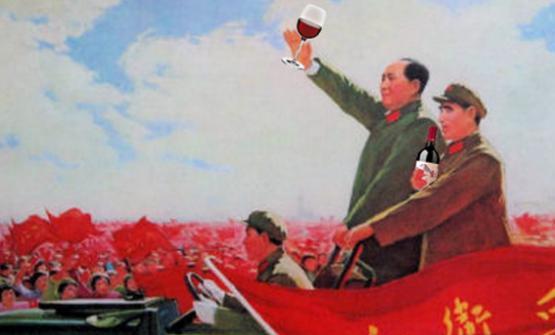 Foto Marketing to China