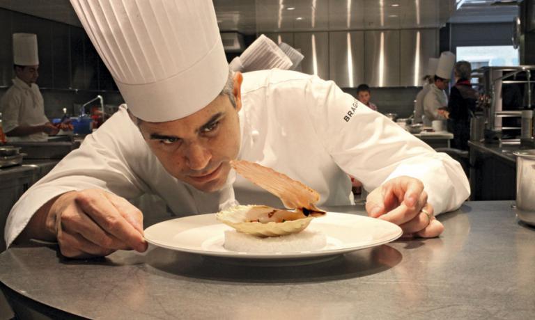 Lo chef franco-svizzero Benoît Violiersi è ucc