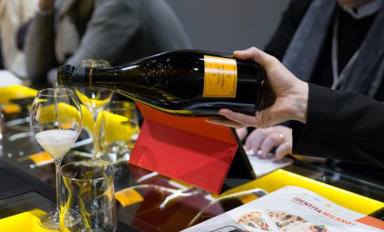 La Grande Dame 2006, champagne che caratterizza le tre giornate di Identità di Champagne