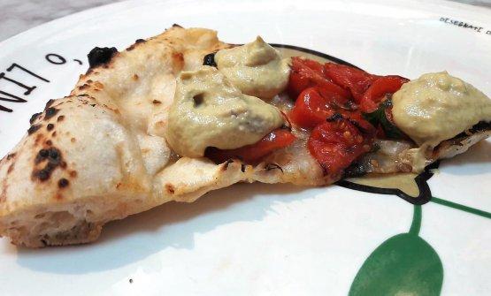 La Vongole e pomodoro di Ciro Oliva, pizzaiolo di