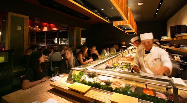 Sushi Ota, San Diego (foto Sam Wells)