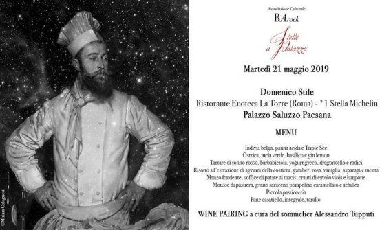 La prossima serata Barock è programmata per martedì 21 maggio, con Domenico Stile