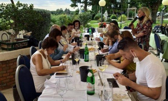 Soave Seven, la degustazione comparata tra i vini attualmente in commercio e quelli con almeno sette anni di vita