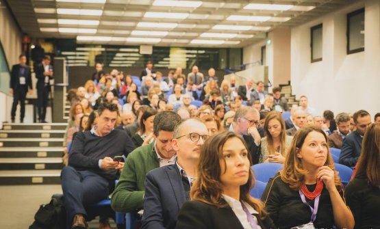 Tanto pubblico agli incontri di approfondimento (foto wine2wine)