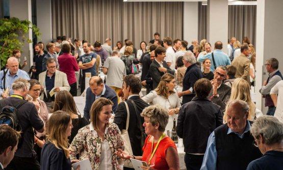 L'Alto Adige Wine Summit si è svolto a Bolzano e ha visto la partecipazione di 80 aziende vitivinicole