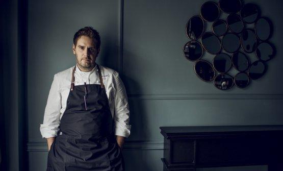 Wojciech Modest Amaro chef diAtelier Amaro, altra stella Michelin