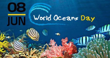 L'8 giugno si celebra il World's Ocean Day, la Giornata Mondiale degli Oceani