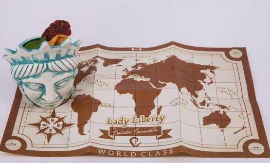 Lady Liberty's Journey