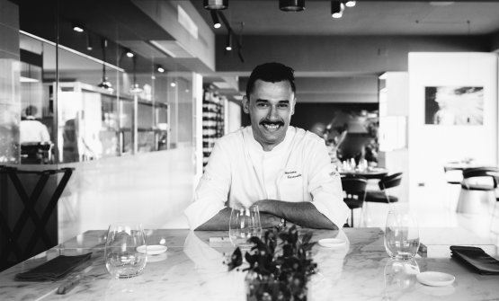 Giacomo Caravello, chef del Balìce