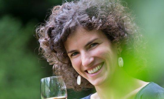Alice Paillard, titolare della maison di champagne
