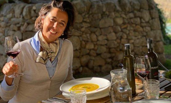 Ospitalità esperienziale siciliana: la cucina dell'orto di Baglio Occhipinti