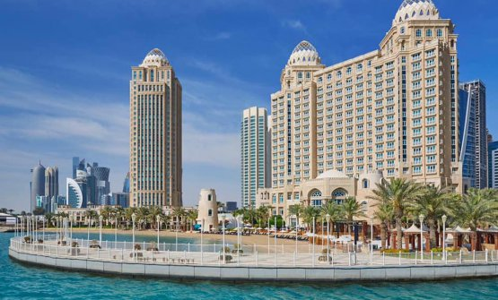 Il Four Seasons Hotel di Doha