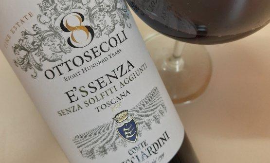 E'Ssenza 2019 è il primo vino del nuovo progetto