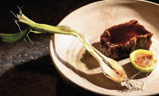 Costolette di maiale in salsa barbecue