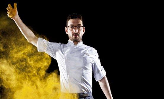 Lo chef Antonio Biafora