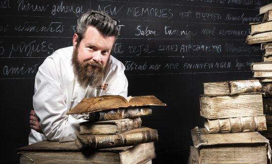 Eugenio Boer ci racconta i suoi nuovi piatti, da assaggiare sabato e domenica a Identità Golose Milano