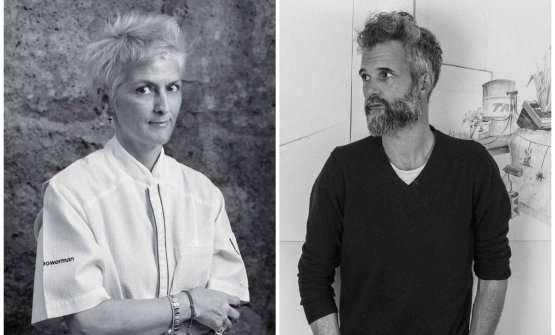 Cristina Bowerman ed Eugenio Tibaldi