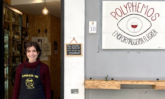 Polyphemos Enoformaggeria Flegrea: a Pozzuoli, una bottega che unisce sapori internazionali e italiani