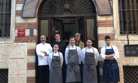 Il 12 Apostoli a Verona, un patrimonio da tenerci stretto: perfetta accoglienza, grande cucina di Mauro Buffo