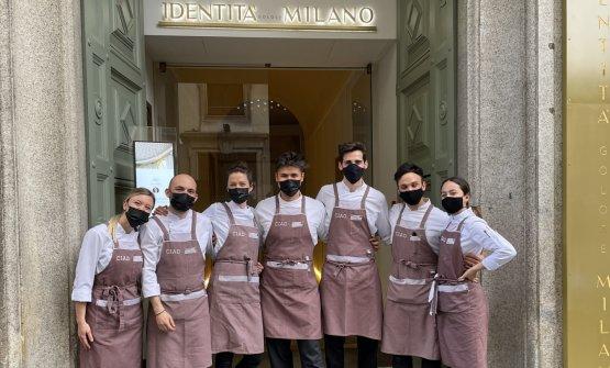 Un inizio straordinario: Jessica Rosval e Massimo Bottura hanno incantato Identità Golose Milano