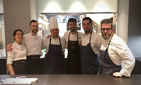 Eugenio Boer a Identità Golose Milano, essenza di alta cucina senza se né ma