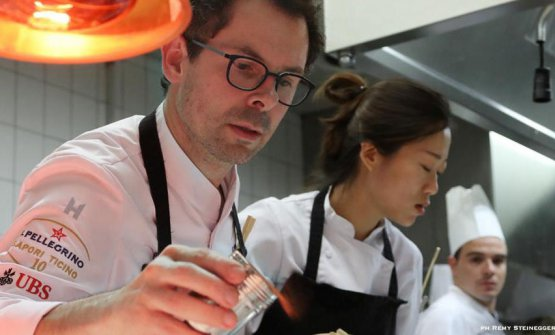 The most undervalued chef? Pascal Barbot, Astrance