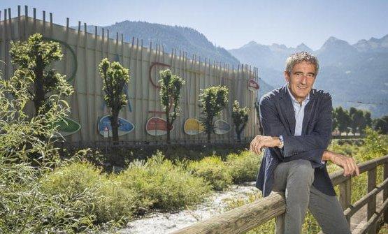 Riccardo Felicetti, ceo del Pastificio Felicetti d