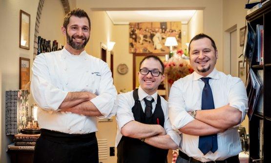Golosità parmense al 100 a Identità Golose Milano, con il menu della trattoria Ai Due Platani