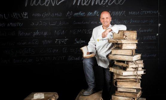 Heinz Beck a Identità Golose 2019 (foto Brambilla-Serrani)
