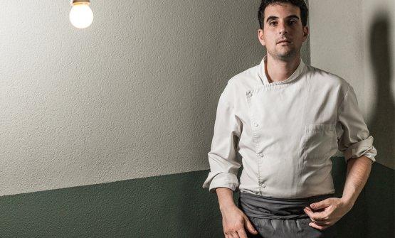 Lo chef Antonio Ziantoni