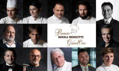 La formidabile giuria del Premio Birra Moretti Grand Cru 2016