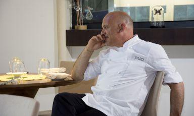 Fabiano Viva, dallo sport all'alta cucina