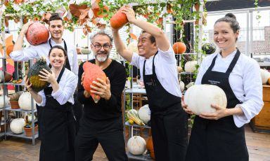 Massimo Bottura: we are family