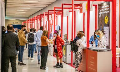 In giro per gli stand di Identità Milano: alta formazione, tutela del patrimonio agroalimentare e guide di prestigio