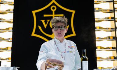 Veuve Clicquot, la prima Grande Dame è Vivana Varese