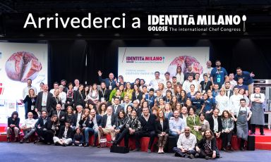 Identità 2020 won't be in July. We're working on the congress that will mark the rebirth of Italian restaurants