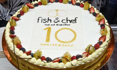 I dieci anni di Fish & Chef e la riscossa del pesce di lago